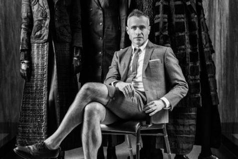 đế chế suit của Thom Browne 01
