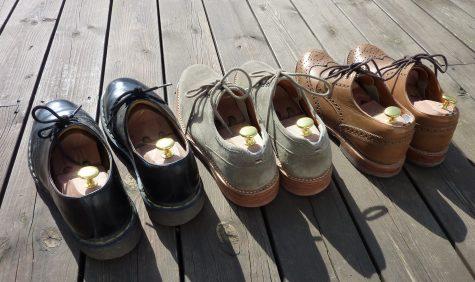 Cốt giày da nam