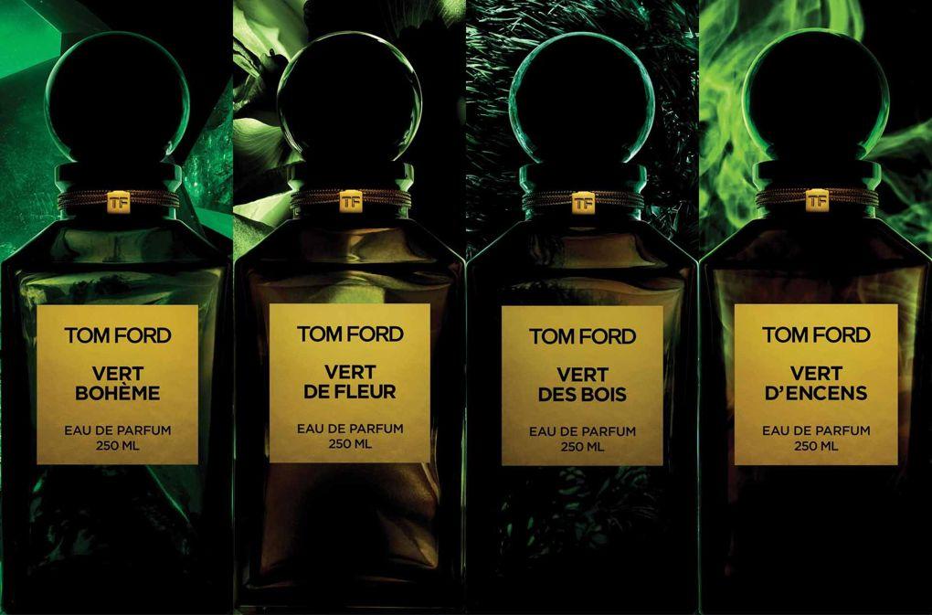 7 hương nước hoa nam đáng thử mùaThu-Đông 2016: Tom Ford Private Blend Les Extraits Vert.