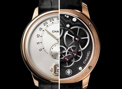 """Đồng hồ nam Chanel """"Monsieur de Chanel"""""""