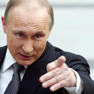 Vì sao người Nga phát cuồng Tổng thống Putin?