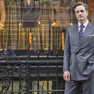 Học gì từ phong cách quý ông của Colin Firth