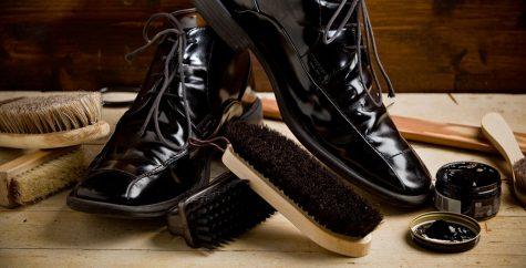 Xi đánh giày bóng
