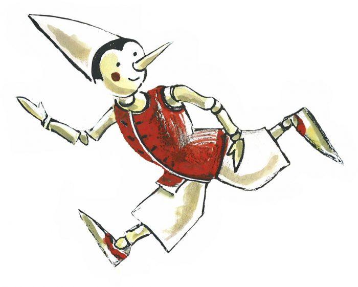 5 quy tắc ứng xử khi nhờ vả sự giúp đỡ: Pinocchio.