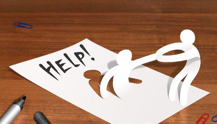 5 quy tắc ứng xử khi nhờ vả sự giúp đỡ: Help.