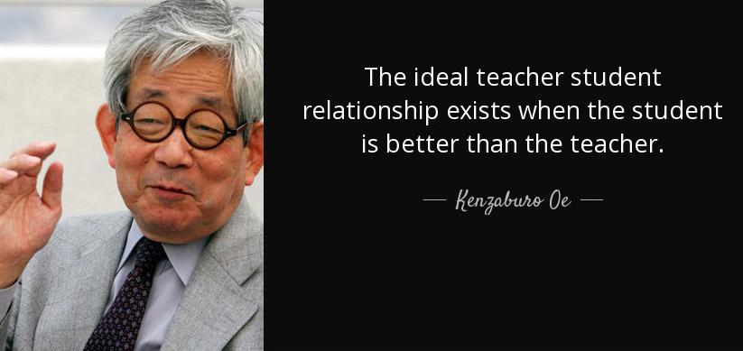 Người thầy của bạn trên đường thành công