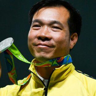 Hoàng Xuân Vinh - người viết trang sử mới cho thể thao Việt Nam