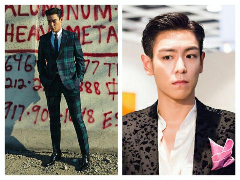 Kiểu tóc nam 2016: T.O.P (Choi Seung-hyun)