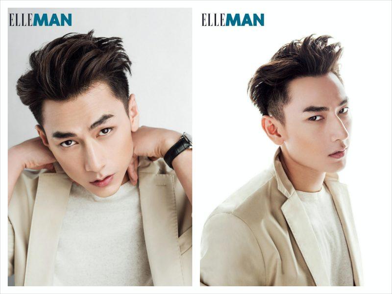 Kiểu tóc nam 2016: Isaac