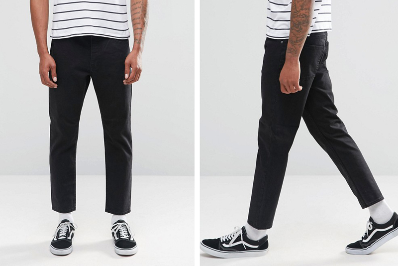 xu hướng quần jeans nam cuối năm 2016: quần Cheap Monday.