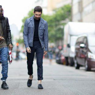 4 xu hướng thời trang quần jeans nam mùa cuối năm 2016