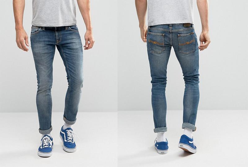 xu hướng quần jeans nam cuối năm 2016, quần Asos.