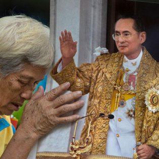Người cha của Nhân dân - Đức vua Thái Lan Bhumibol Adulyadej
