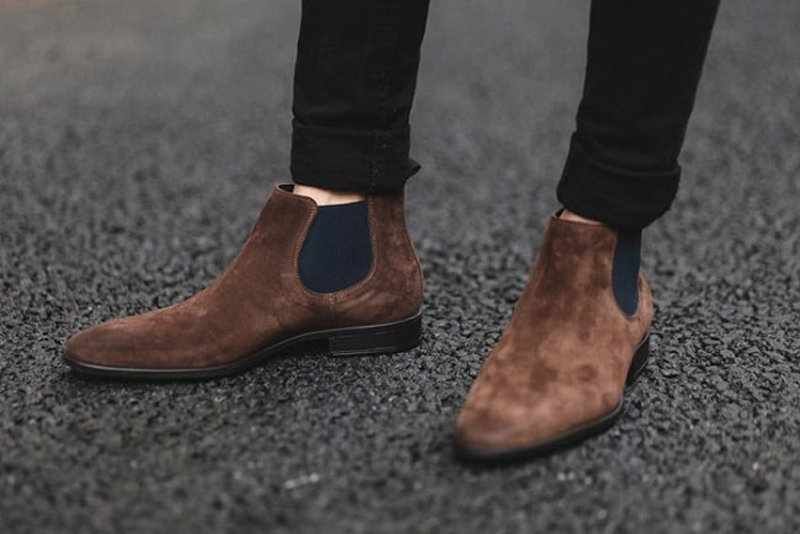 xu hướng giày nam 2017