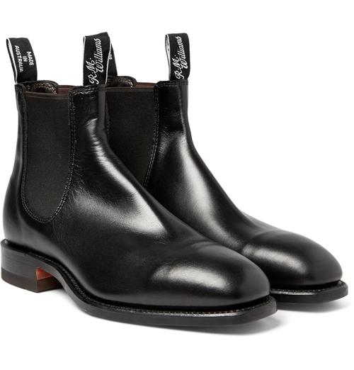 Kiểu giày nam Thu-Đông 2016: Chelsea Boots của R.M.Williams.