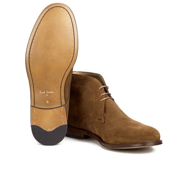 Kiểu giày nam Thu-Đông 2016: Desert Boots của Paul Smith.