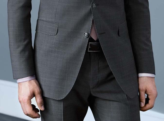 6 lỗi thường gặp khi tậu đồ vest nam mới: không xẻ phần túi áo.