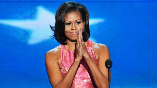 Tài hùng biện của các nguyên thủ quốc gia: Đệ Nhất Phu Nhân Tổng Thống Hoa Kỳ Michelle Obama.