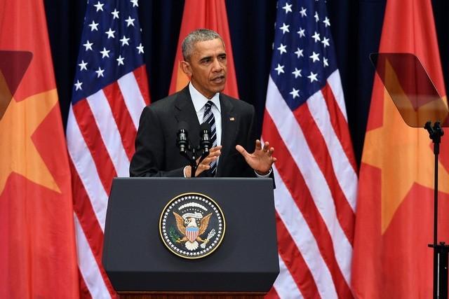 Tài hùng biện của các nguyên thủ quốc gia: Tổng thống Hoa Kỳ Barack Obama.