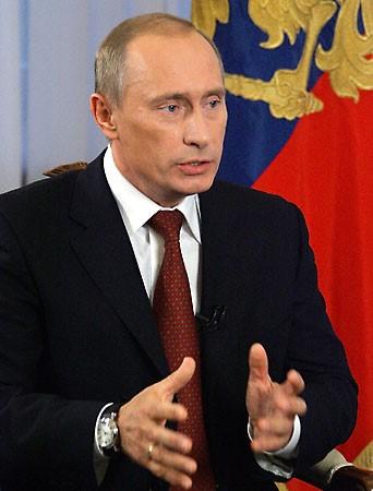 Tài hùng biện của các nguyên thủ quốc gia: Tổng thống Nga Vladimir Putin.