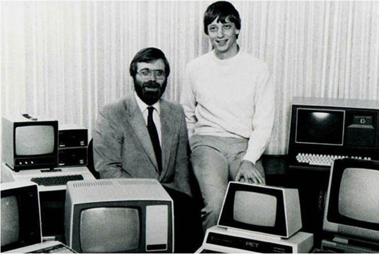 câu chuyện kinh doanh: Microsoft.