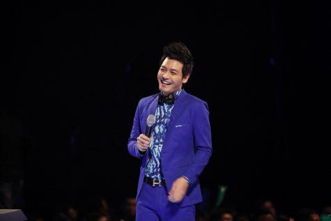 Phong cách thời trang của MC Phan Anh