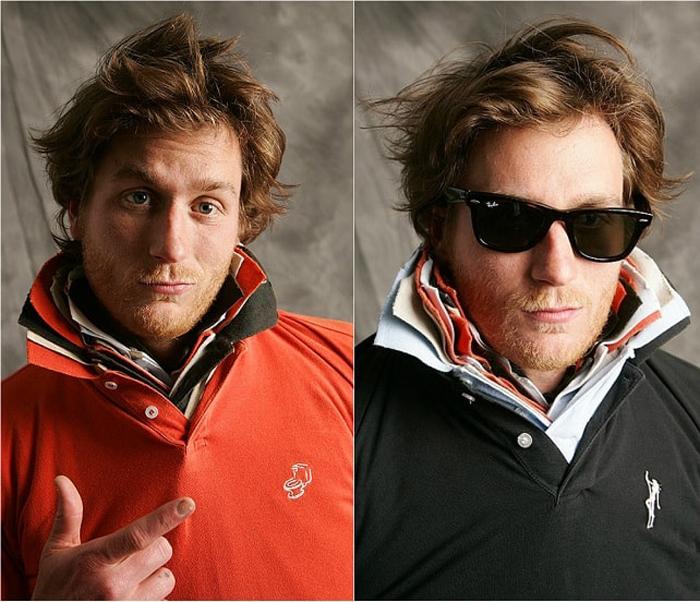 xu hướng thời trang: Áo thun polo.