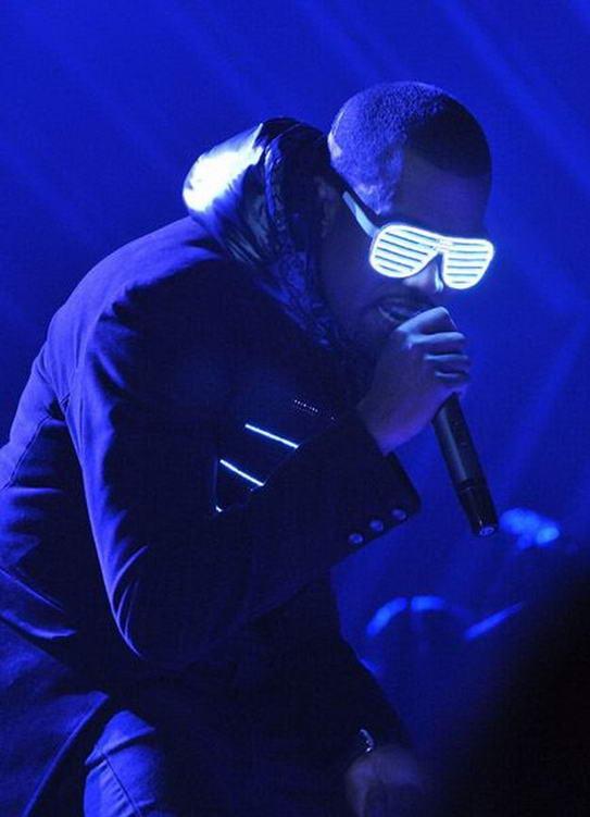 xu hướng thời trang: Kanye West.