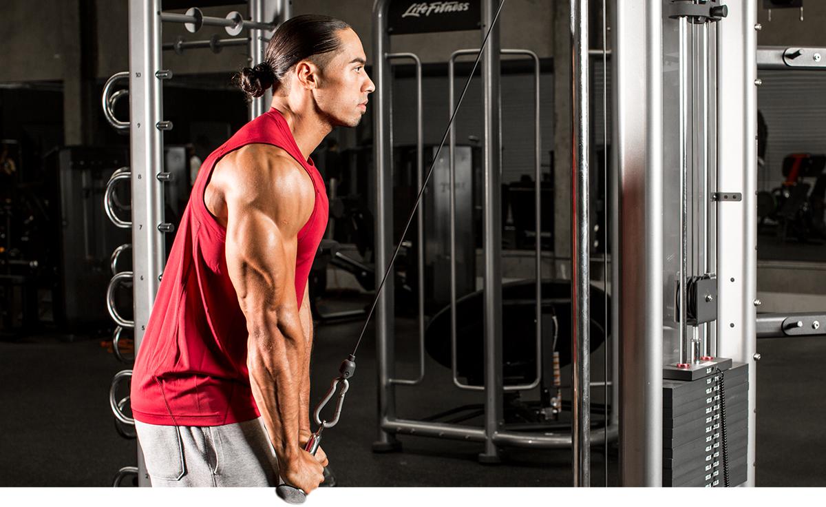 Bí quyết luyện tập để có bắp tay to: tập chuyên biệt hay tập toàn