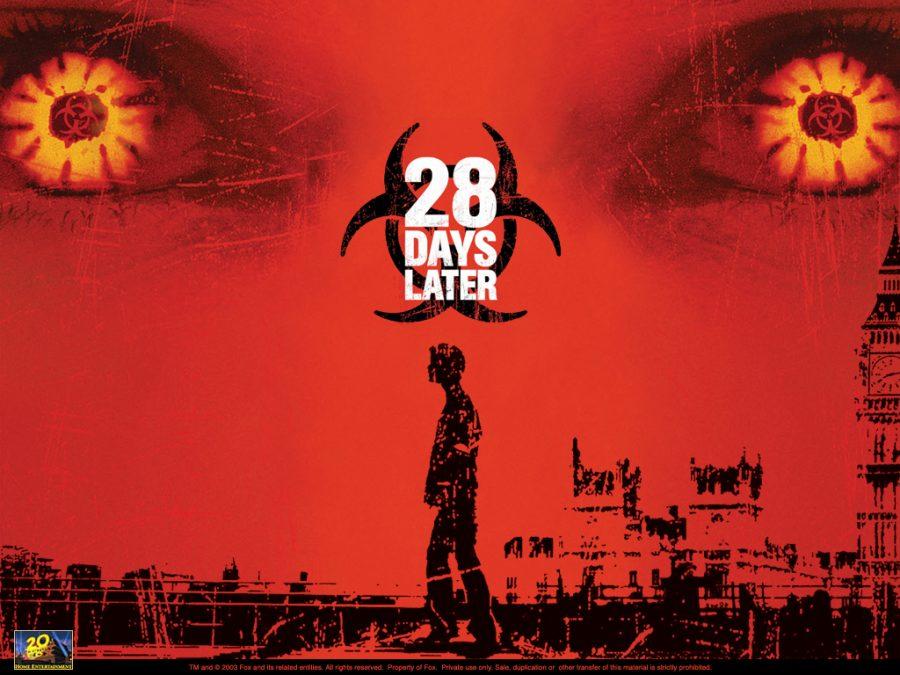 Những phim kinh dị xuất sắc về đề tài Zombie: 28 days later.