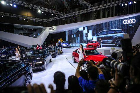 Triển lãm ô tô Quốc tế Việt Nam lần thứ 2 – VIMS 2016