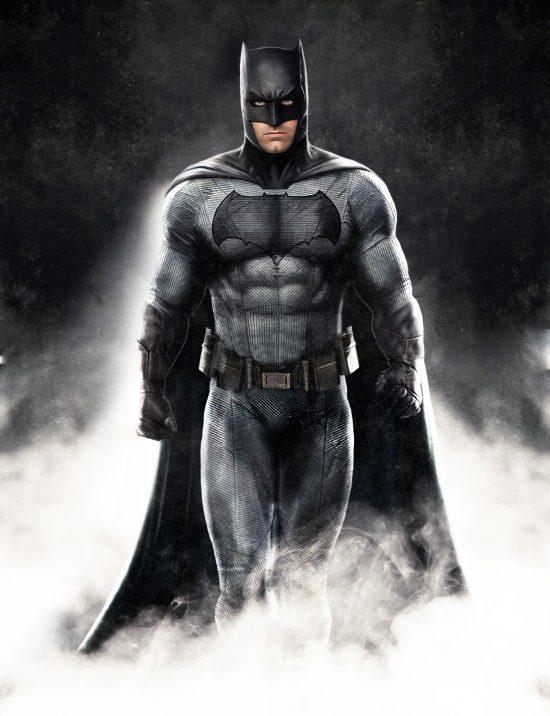 Hình tượng hóa trang Halloween ấn tượng bạn nên thử: Batman