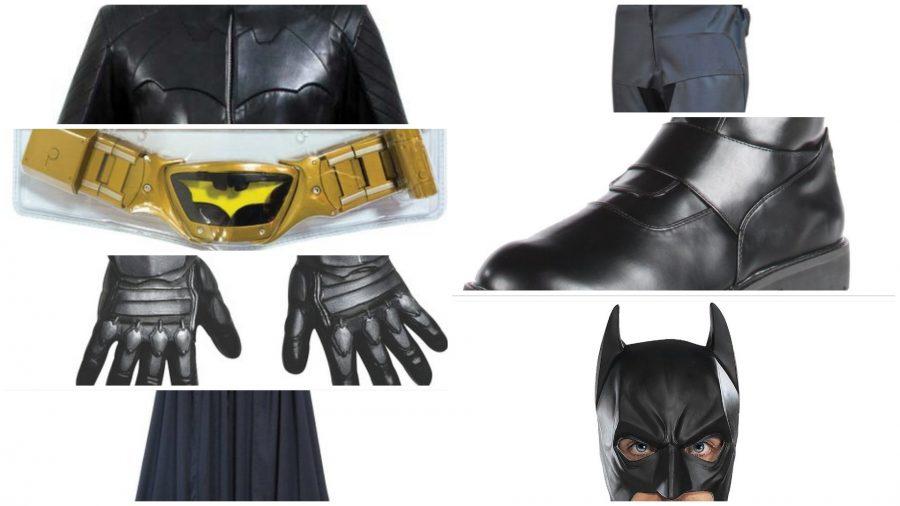 Hình tượng hóa trang Halloween ấn tượng bạn nên thử: Trang phục của Batman