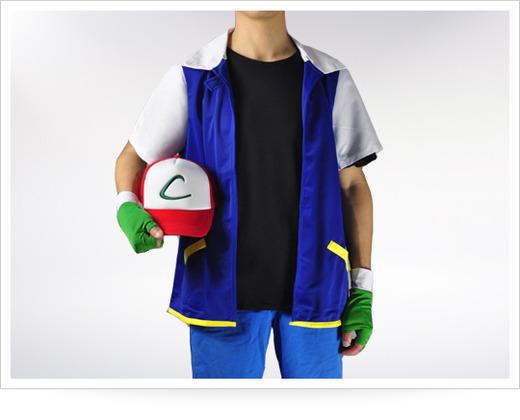 Hình tượng hóa trang Halloween ấn tượng bạn nên thử: Pokemon Trainer