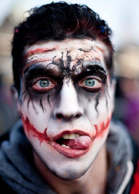 Hình tượng hóa trang Halloween ấn tượng bạn nên thử: Zombie