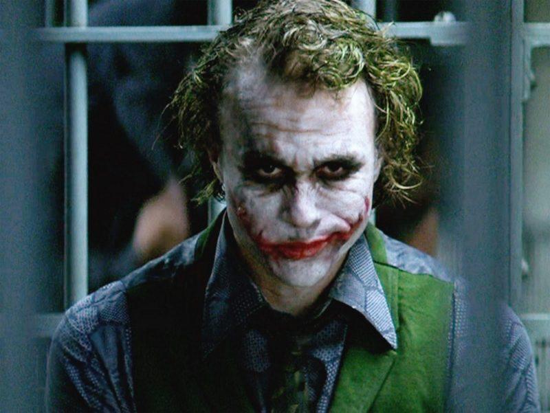 Hình tượng hóa trang Halloween ấn tượng bạn nên thử: The Joker