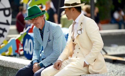 8 quy tắc cài nút đồ suit nam cần nắm vững