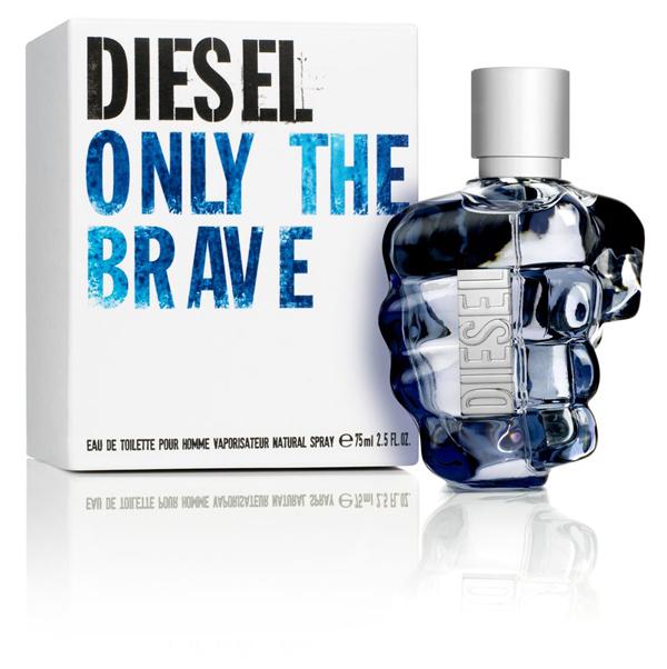 nước hoa nam mùi gỗ: Diesel Only The Brave.