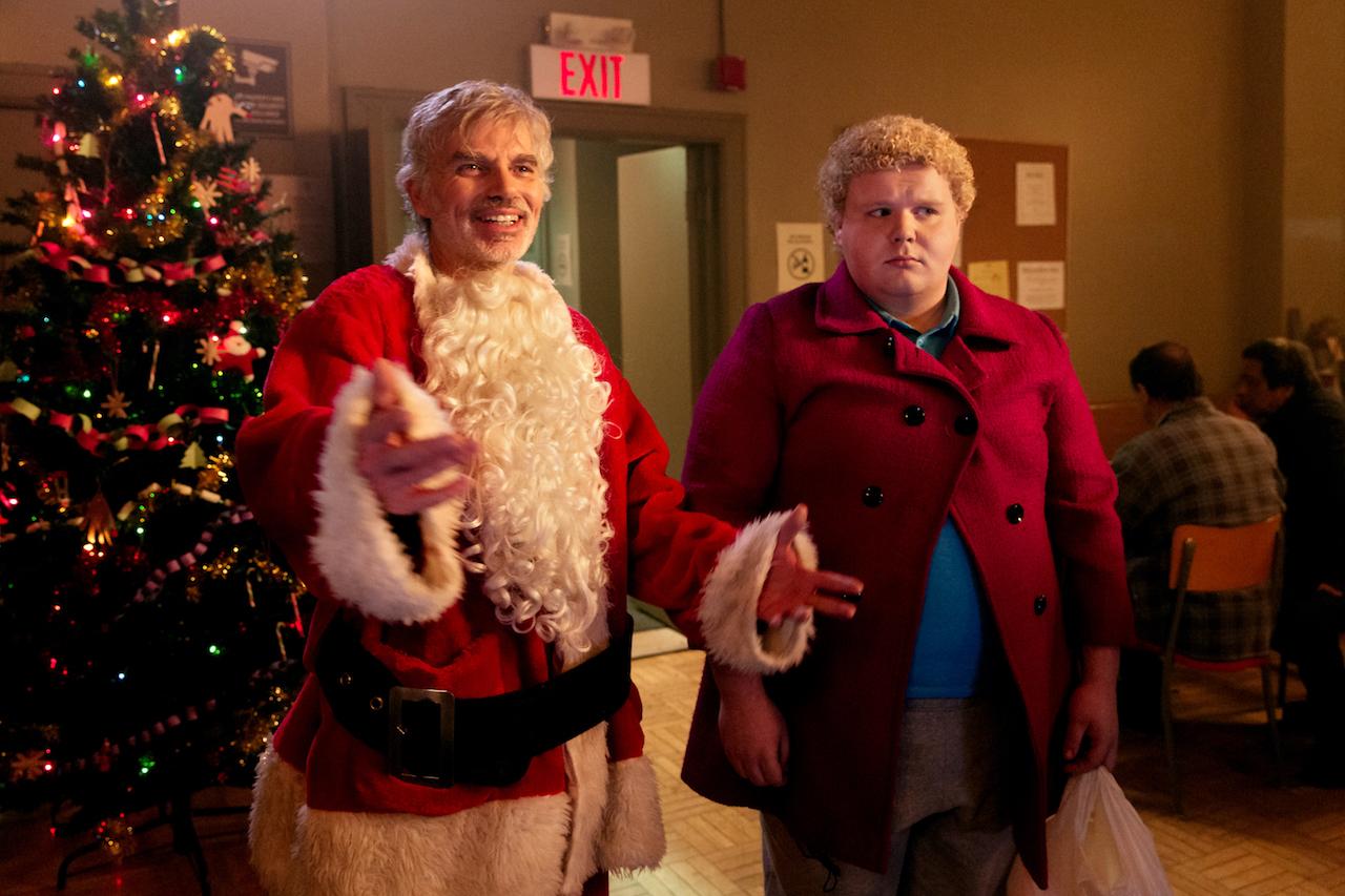Phim chiếu rạp tháng 11: Bad Santa 2