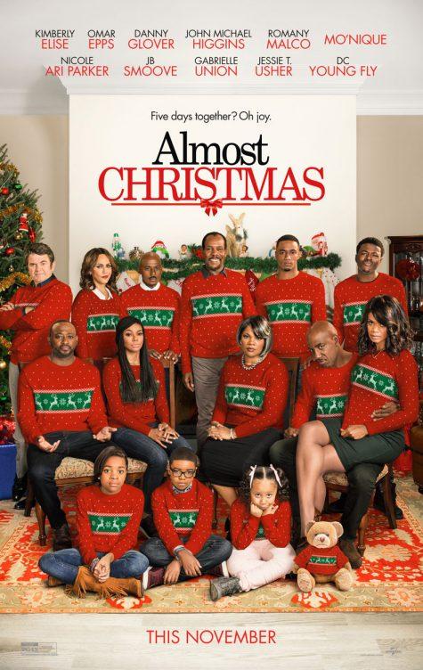 Phim chiếu rạp tháng 11: Almost Christmas