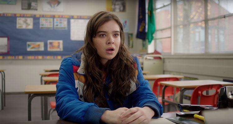 Phim chiếu rạp tháng 11: The Edge of Seventeen