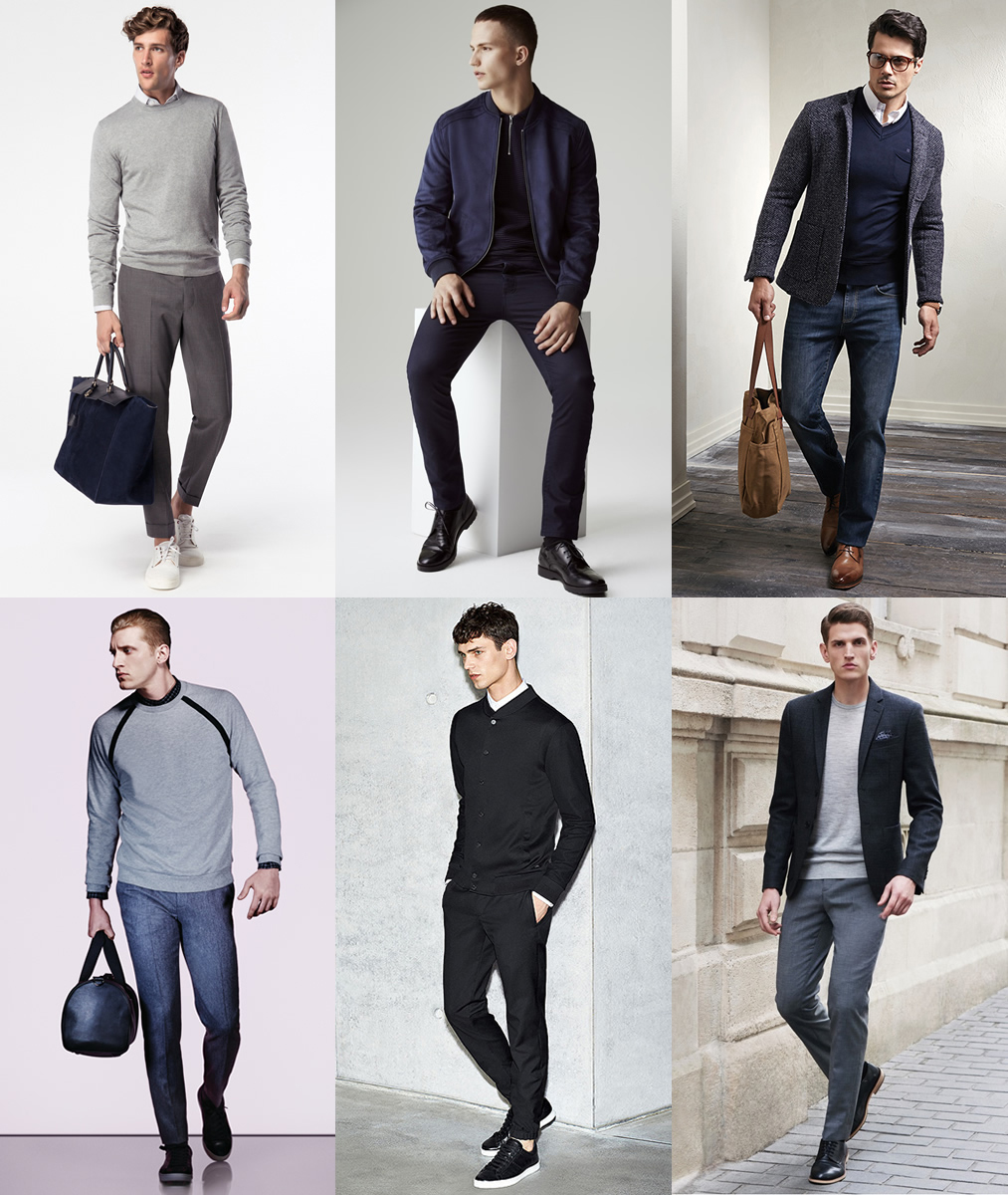 Phong cách mặc đồ cho chàng trai nhỏ người: quần áo gọn ghẽ.