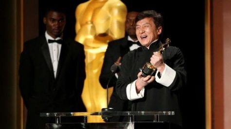 Diễn viên Thành Long cuối cùng cũng nhận được giải Oscar