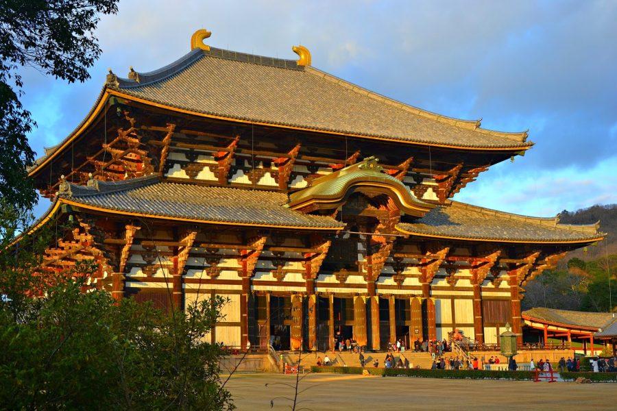 đia điểm du lịch cuối năm: Todai-ji