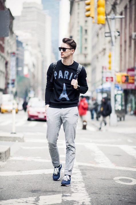 Quần kaki nam, item không bao giờ lỗi mốt: Phong cách thời trang thể thao nam.