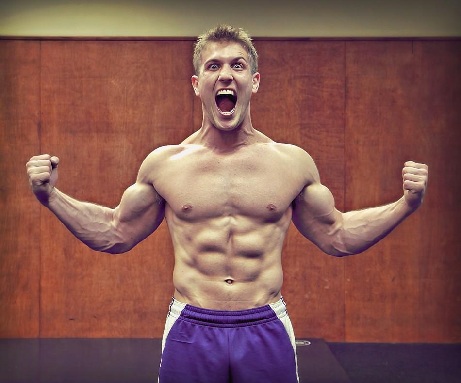 Tập gym: Scott Herman