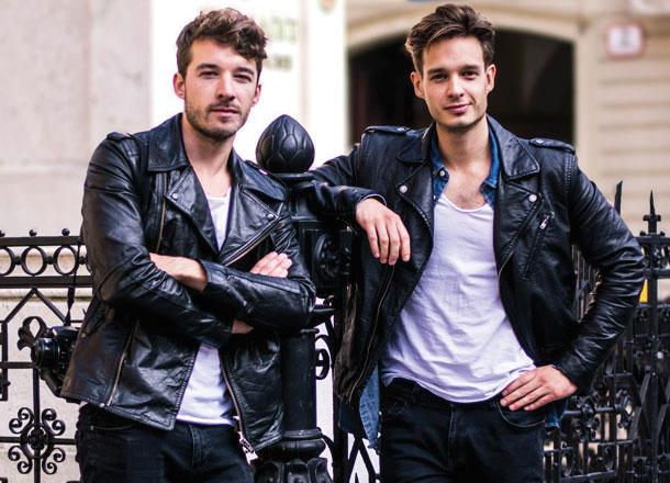 Áo khoác nam Biker Jacket luôn là một trong những item đại diện cho sự nam tính của đàn ông.