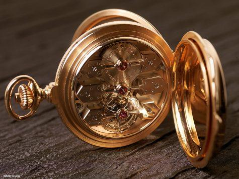 Đồng hồ quả quýt Tourbillon