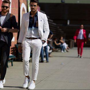 """4 outfit """"cực chất"""" không bao giờ lỗi mốt khi phối cùng giày sneakers"""