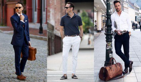 Phong cách thời trang một tuần làm việc cho thầy giáo trẻ